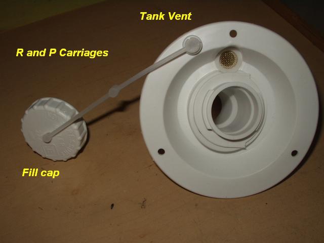 Gravity Water Tank Fill Spout Flush Mount Rv Camper Ebay